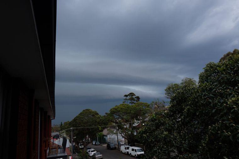 The clouds get darker...