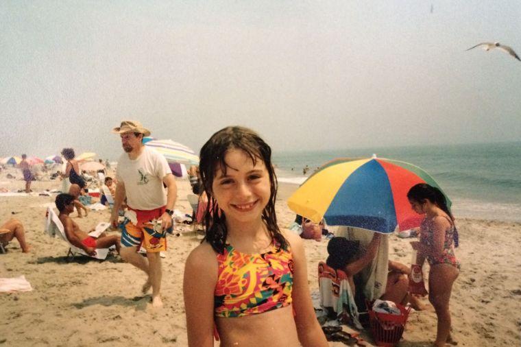 Tiny Aud, circa 1994