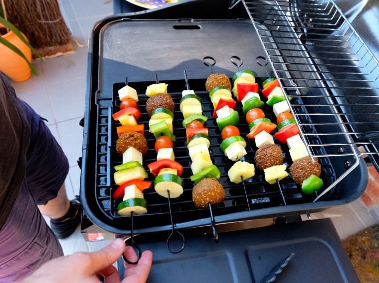 "I was told that ""shrimp"" or prawns, as they're called here, never go on the barbie. And these are called ""skewers"" not kebabs/kebobs. It was like everything I thought I knew was wrong."