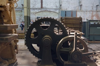 So much old machinery and engine bits