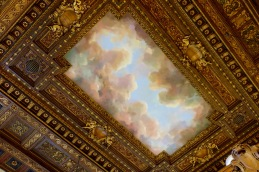 Dat ceiling, tho