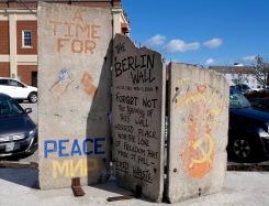 Annnd the Berlin Wall?