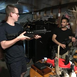 Man Cave Gun Club