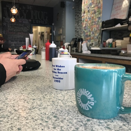 ugly mugs - delicious diner coffee