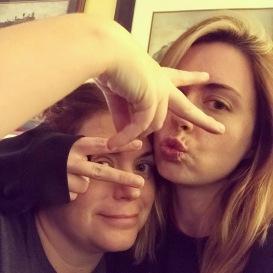 bonus sister selfies