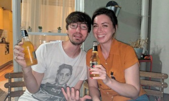 Introducing Australian's to Miller Time