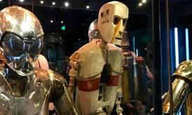 the lesser droids