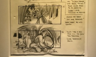 I love story boards