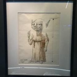 and Lady Yoda?